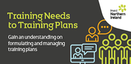 Training needs training plan image