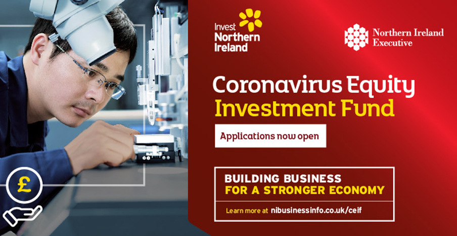 Coronavirus Equity Investment Fund