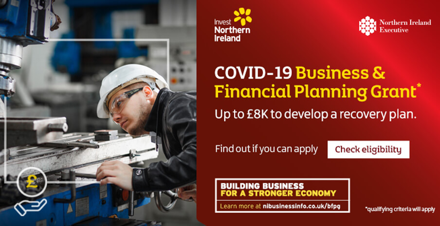 COVID-19 Business & Financial Planning Grant