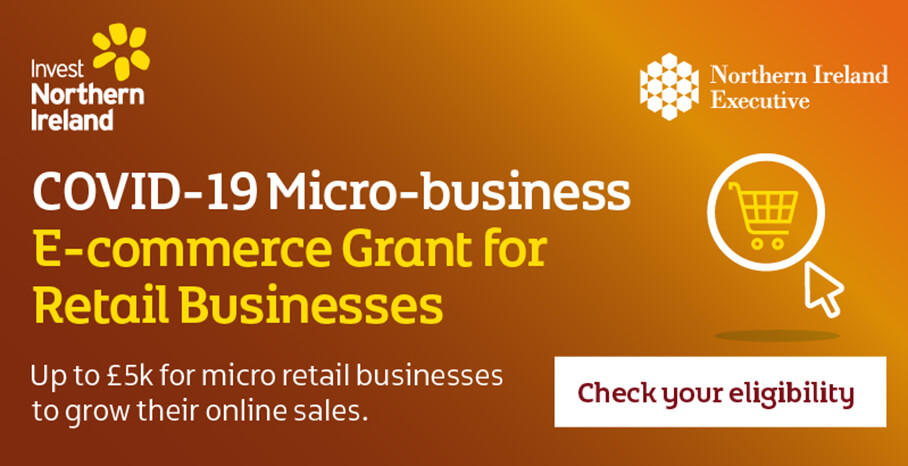 Micro-Business E-commerce Grant