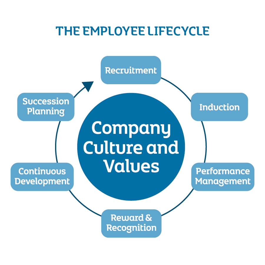 The Employee Lifecycle
