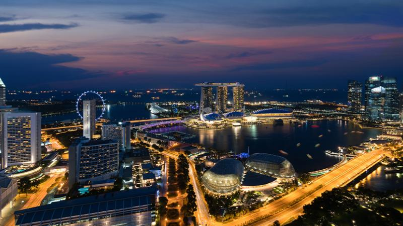Singapore - your gateway to asia