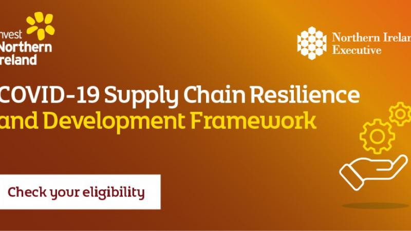 COVID-19 Supply Chain Resilience and Development Framework
