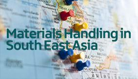 Materials handling in South East Asia image