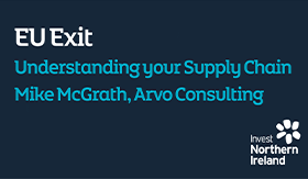 EU Exit | Understanding your Supply Chain