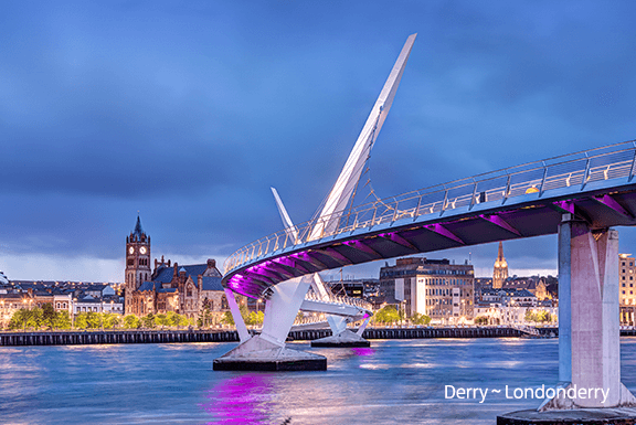 Derry Peach Bridge Image