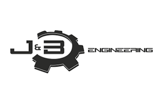 J and B Engineering logo