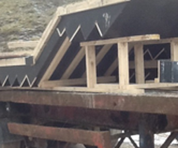 Timber precast moulds